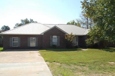 Biloxi Single Family Home For Sale: 10099 Bald Eagle Dr