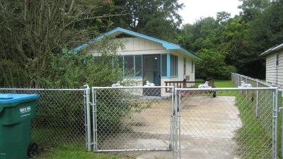 Gulfport Single Family Home For Sale: 2411 31st Ave