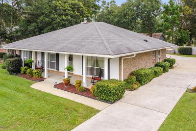 Diamondhead Single Family Home For Sale: 7880 Hilo Way