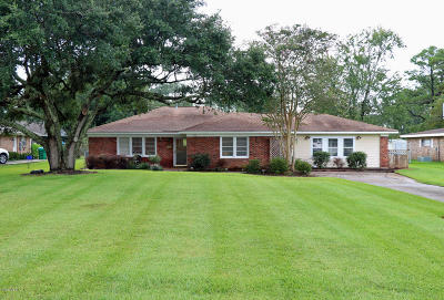 Gulfport Single Family Home For Sale: 56 53rd St