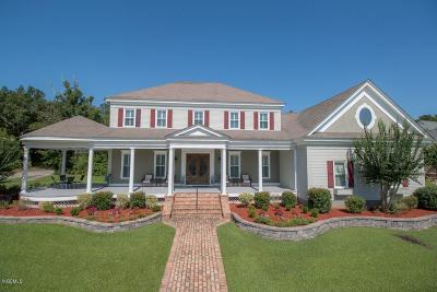Biloxi Single Family Home For Sale: 2011 Pointe Clear Dr