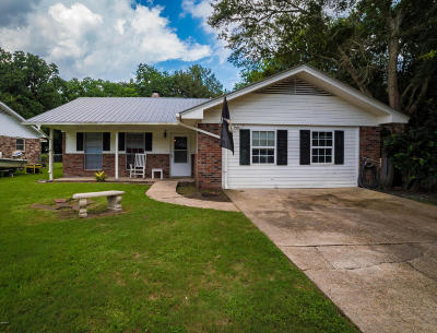 Gulfport Single Family Home For Sale: 2502 Kenneth Ave
