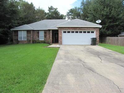 Diamondhead Single Family Home For Sale: 6317 Bambo St