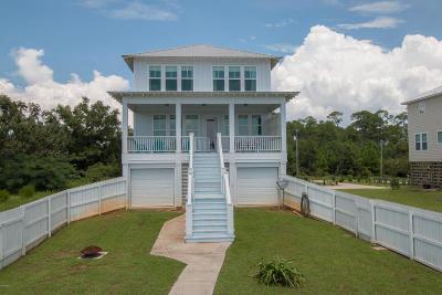 Ocean Springs Single Family Home For Sale: 4723 E Belle Fontaine Rd
