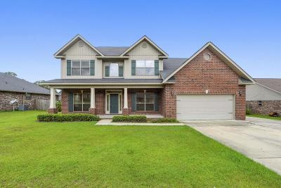 Gulfport Single Family Home For Sale: 16211 Walker Farm Ln