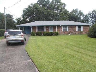 Gulfport Single Family Home For Sale: 11072 E Dogwood Dr