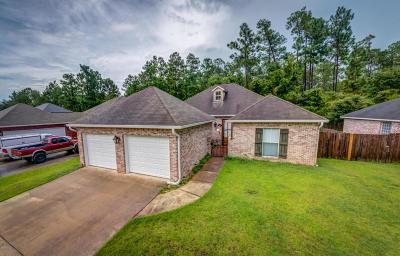 Gulfport Single Family Home For Sale: 11585 Azalea Trce