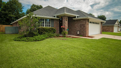 Biloxi Single Family Home For Sale: 15059 Clear Springs Dr