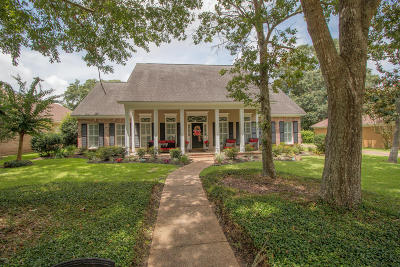 Gulfport Single Family Home For Sale: 13 High Pointe Dr