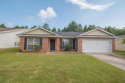 Gulfport Single Family Home For Sale: 10520 Steeple Chase Dr