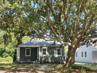 Gulfport Single Family Home For Sale: 1908 22nd Ave