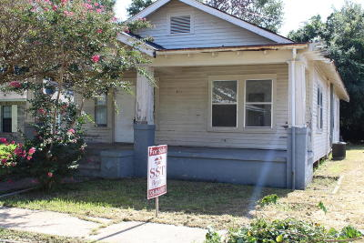 Biloxi Single Family Home For Sale: 322 Haise St