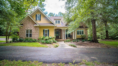 Pass Christian Single Family Home For Sale: 25214 Hillbrooke Ln