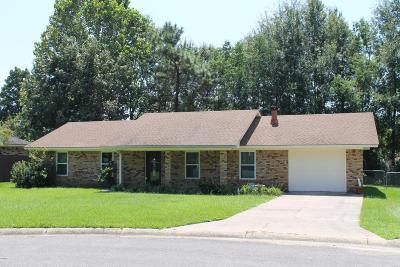 Gulfport Single Family Home For Sale: 4 Banebury Cv