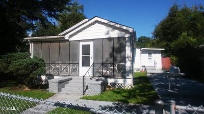 Biloxi Single Family Home For Sale: 208 Keller Ave