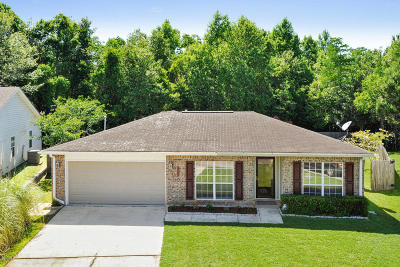 Gulfport Single Family Home For Sale: 10542 Steeplechase Dr