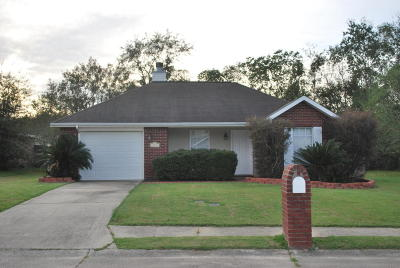 Gulfport Single Family Home For Sale: 12559 Summer Pl