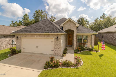 Gulfport Single Family Home For Sale: 14088 Anandale Cir