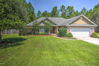Gulfport Single Family Home For Sale: 12508 Highland Dr