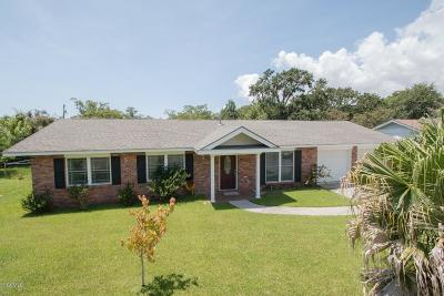 Gulfport Single Family Home For Sale: 703 Mills Ave