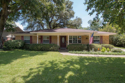 Gulfport Single Family Home For Sale: 508 Red Oak Dr