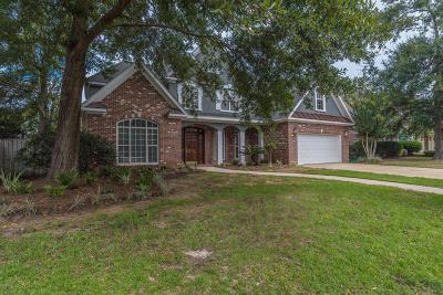 Gulfport Single Family Home For Sale: 9163 Ashburn Ln