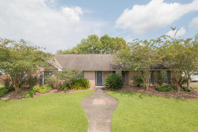 Gulfport Single Family Home For Sale: 12462 Lake Village Dr