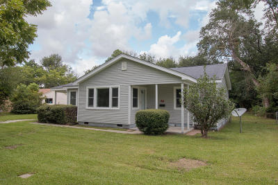 Gulfport Single Family Home For Sale: 44 39th St