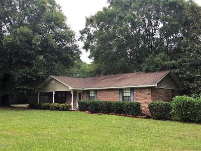 Gulfport Single Family Home For Sale: 12466 Ton Rd