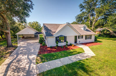 Gulfport Single Family Home For Sale: 2143 Switzer Rd