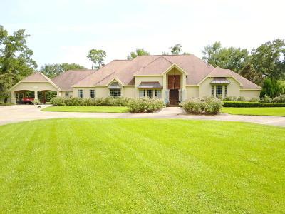 Pass Christian Single Family Home For Sale: 23441 Arcadia Farm Rd