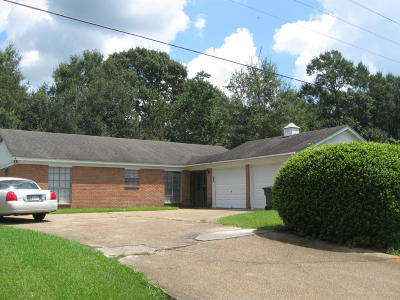 Diamondhead Single Family Home For Sale: 8706 Diamondhead Dr #West