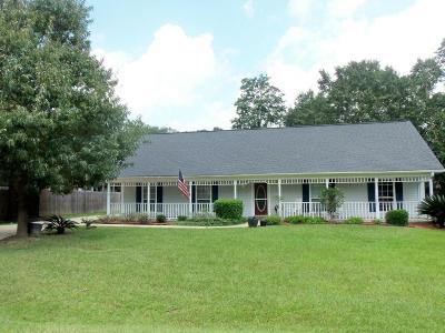 Diamondhead Single Family Home For Sale: 7956 Hilo Way