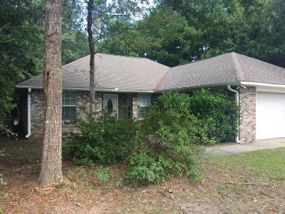 Diamondhead Single Family Home For Sale: 83170 Lola Dr