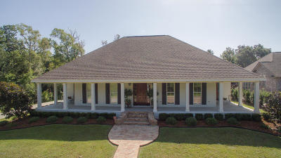 Gulfport Single Family Home For Sale: 9366 Stone Rd