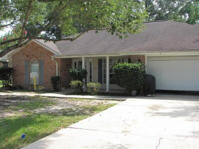 Diamondhead Single Family Home For Sale: 790 Koko Pl