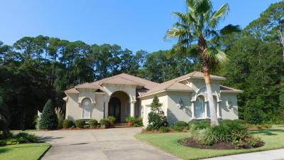 Ocean Springs Single Family Home For Sale: 5613 Via Toscana