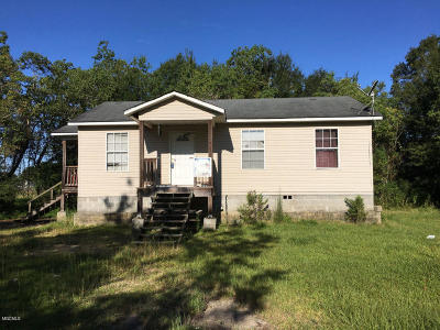 Gulfport Single Family Home For Sale: 4323 Wisconsin Ave