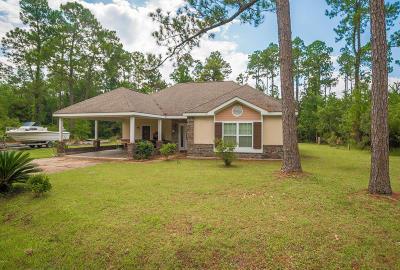 Diamondhead Single Family Home For Sale: 5725 Alkii Way