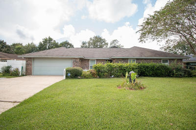 Gulfport Single Family Home For Sale: 15470 N Parkwood Dr