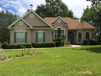 Gulfport Single Family Home For Sale: 14220 N White Swan Dr