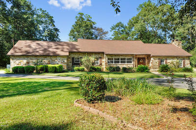 Gulfport Single Family Home For Sale: 14208 S Swan Rd