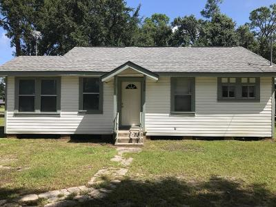 Gulfport Single Family Home For Sale: 4628 28th St