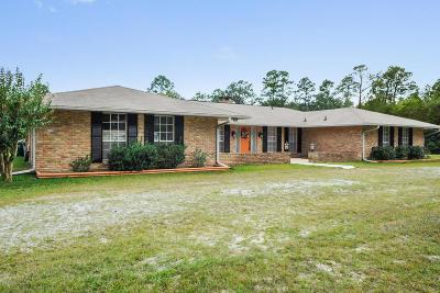 Gulfport Single Family Home For Sale: 13289 John Clark Rd