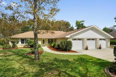 Diamondhead Single Family Home For Sale: 7618 Fairway Dr