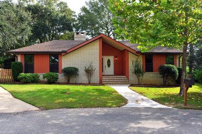 Diamondhead Single Family Home For Sale: 564 Ahuawa Pl