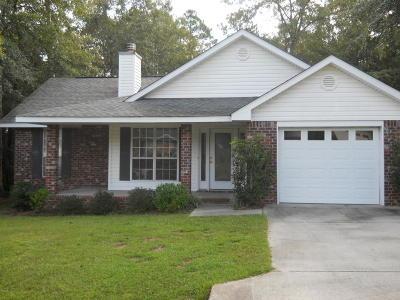 Diamondhead Single Family Home For Sale: 109101 Ala Moana St