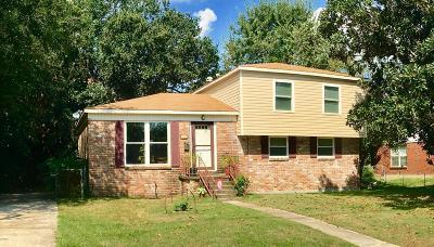 Gulfport Single Family Home For Sale: 2115 Swetman Blvd
