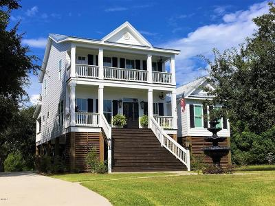 Waveland Single Family Home For Sale: 125 Acadian Bay Ln