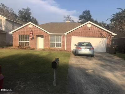 Gulfport Single Family Home For Sale: 10569 Steeple Chase Dr